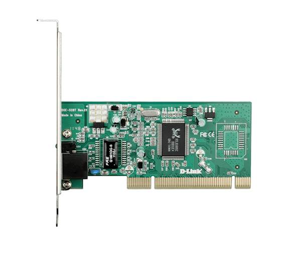 DLINK 10/100/1000 Gigabit PCI Ethernet Adapter
