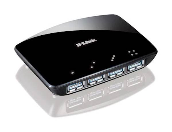 HUB DLINK 4-Port USB 3.0