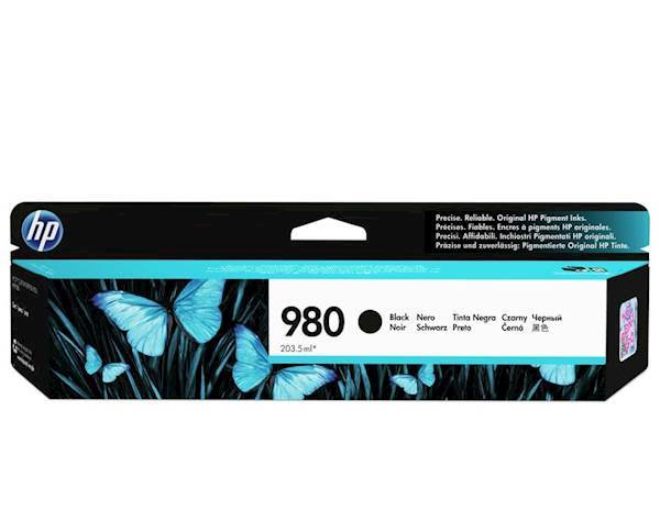 Tinta HP black 980