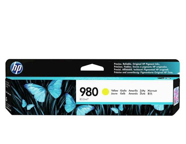 Tinta HP yellow 980