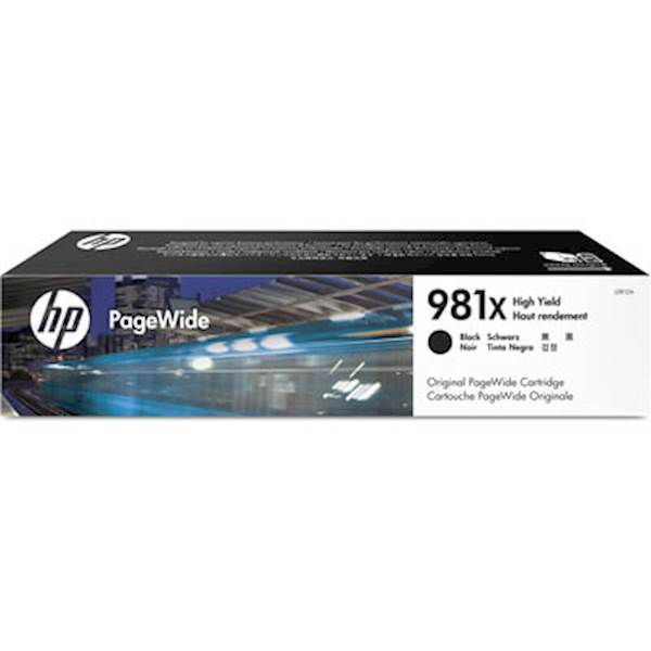 Tinta HP black 981X