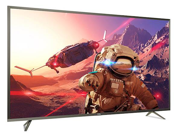 "TV TCL LED 55"" U55P6046, 4K UHD, Android TV"
