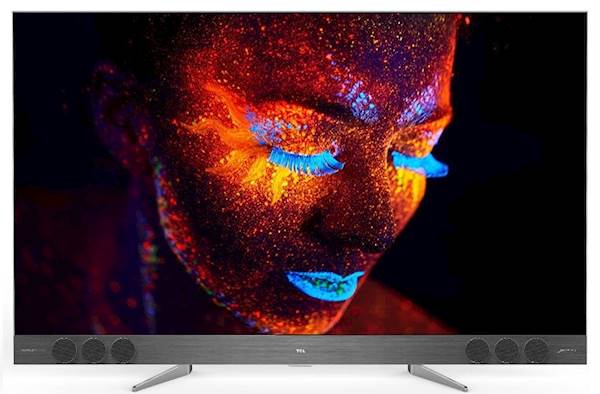 "TV TCL QLED 55"" U55X9006 (X2), QUHD, Android TV"