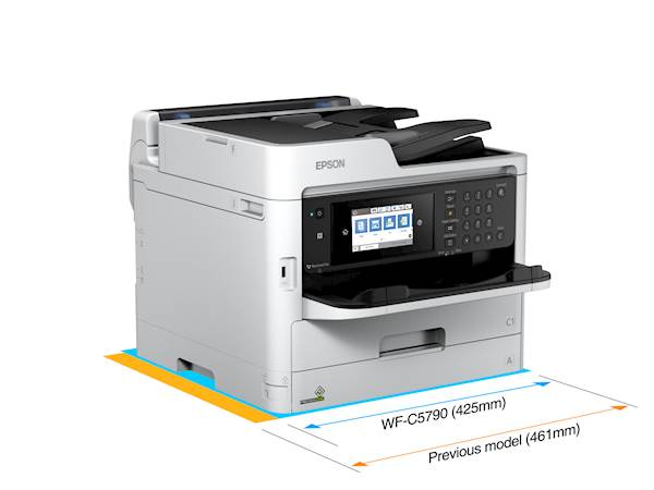 MFP EPSON WorkForce Pro WF-C5790DWF