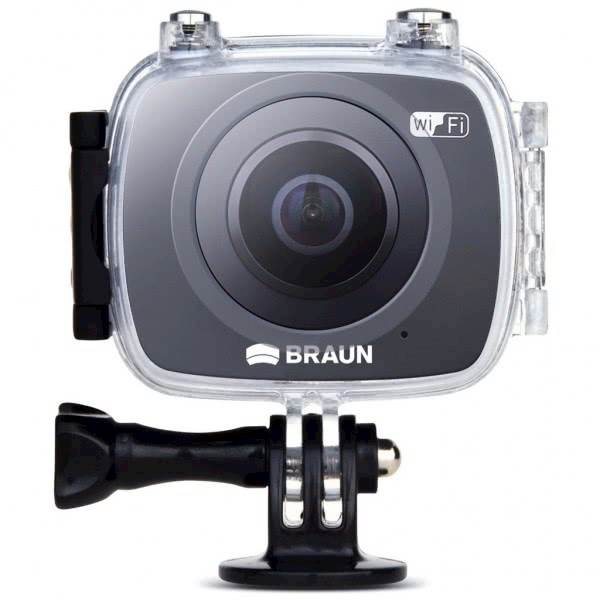 Action Cam BRAUN Champion 360