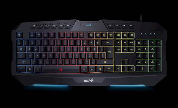 Tastatura GENIUS Scorpion K20, USB Gaming