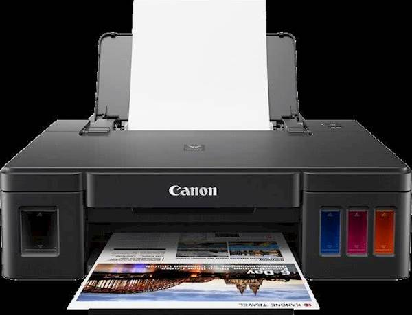 Printer CANON PIXMA G1411 bundle 2xBK