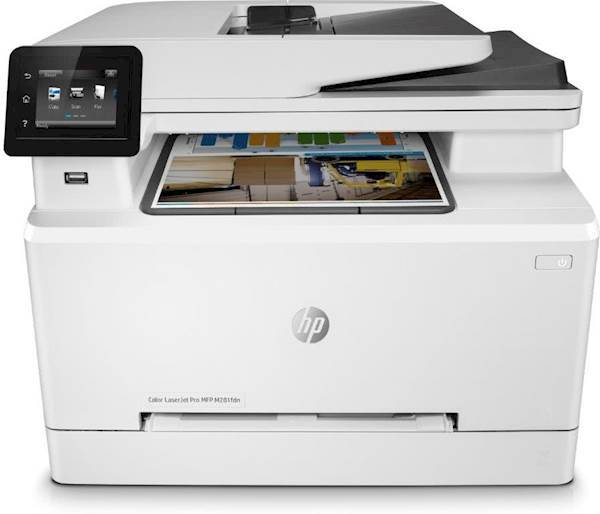 MFP HP Color LaserJet M281fdn