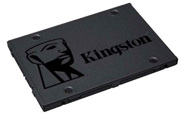 "SSD Kingston 480GB A400, 2,5"", SATA3.0, 500/450 MB/s"