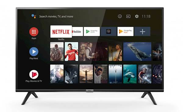"TV TCL LED TV 40"" 40ES560, Full HD, Android"