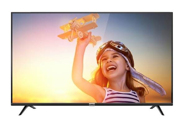 "TV TCL LED 43"" 43DP640, 4K UHD, Smart TV"