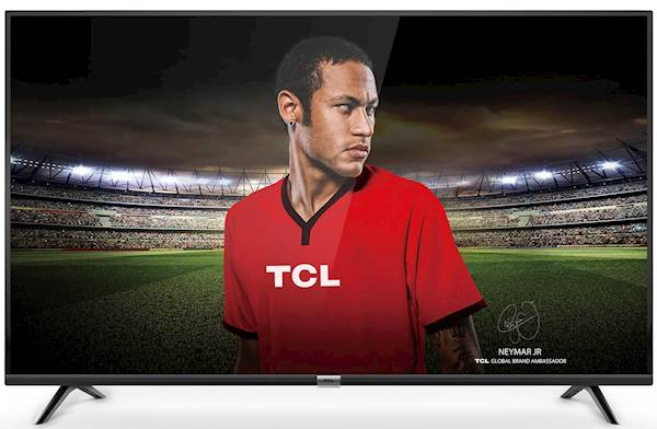 "TV TCL LED 49"" 49DP600, 4K UHD, Smart TV"