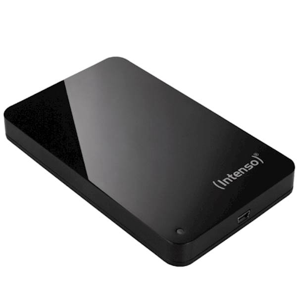 HDD Intenso EXT 500GB Memory CASE, MEMORY CASE, crni, USB 3.0
