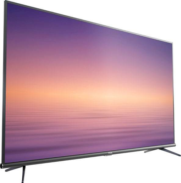TV TCL LED 65EP660, Android, UHD, Metal Frame