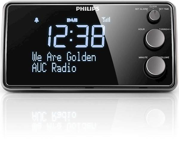 Radio-Budilica Philips AJB3552/12