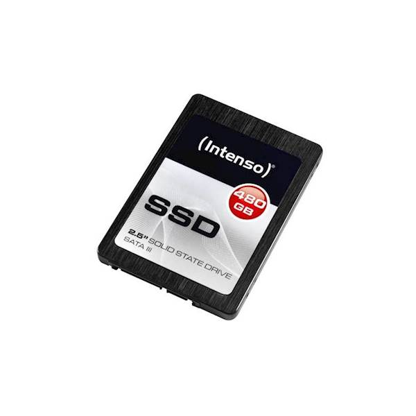 SSD Intenso 2,5'', 480GB SATA III HIGH, 520 MB/s, 500 MB/s