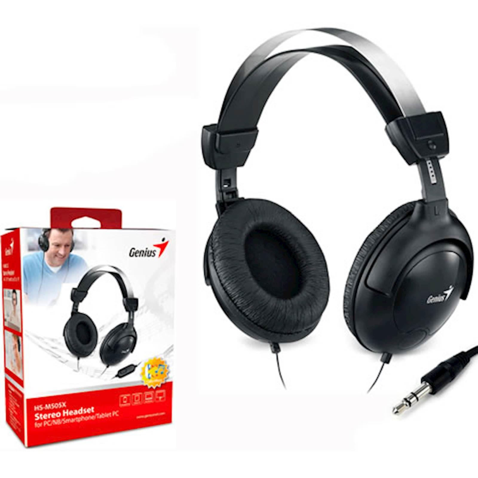 SLUŠALICE GENIUS HS-M505X + mic